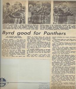 1977 - Ted Byrd